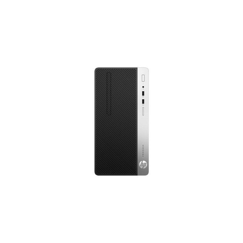 Sistem Brand HP ProDesk 400 G5 MT Intel Core i3-8100 RAM 4GB HDD 500GB FreeDOS