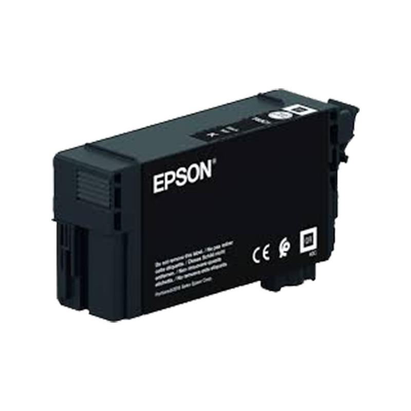 Cartus Inkjet Epson T40C140 UltraChrome XD2 Black 50ml