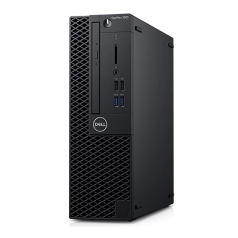 Sistem Brand Dell Optiplex 3060 SFF Intel Core i3-8100 RAM 4GB SSD 128GB Linux