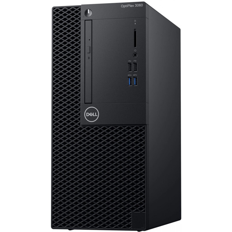 Sistem Brand Dell Optiplex 3060 MT Intel Core i3-8100 RAM 8GB HDD 1TB Linux