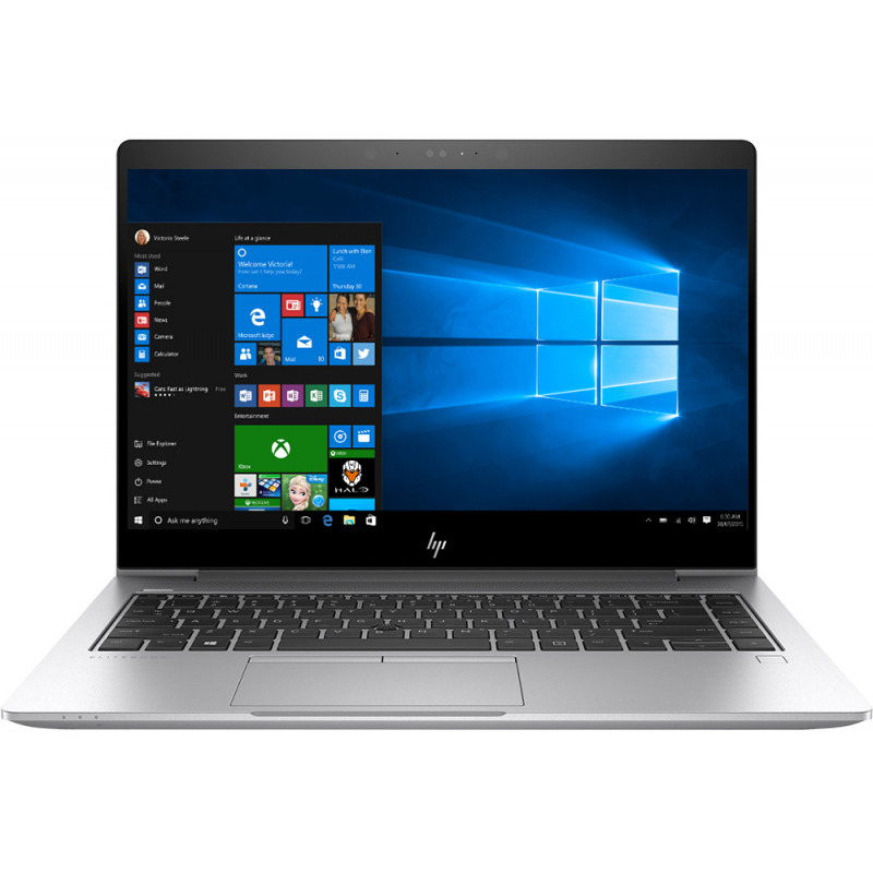 Ultrabook HP EliteBook 840 G5 14 Full HD Intel Core i5-8250U RX 540-2GB RAM 8GB SSD 256GB FreeDOS