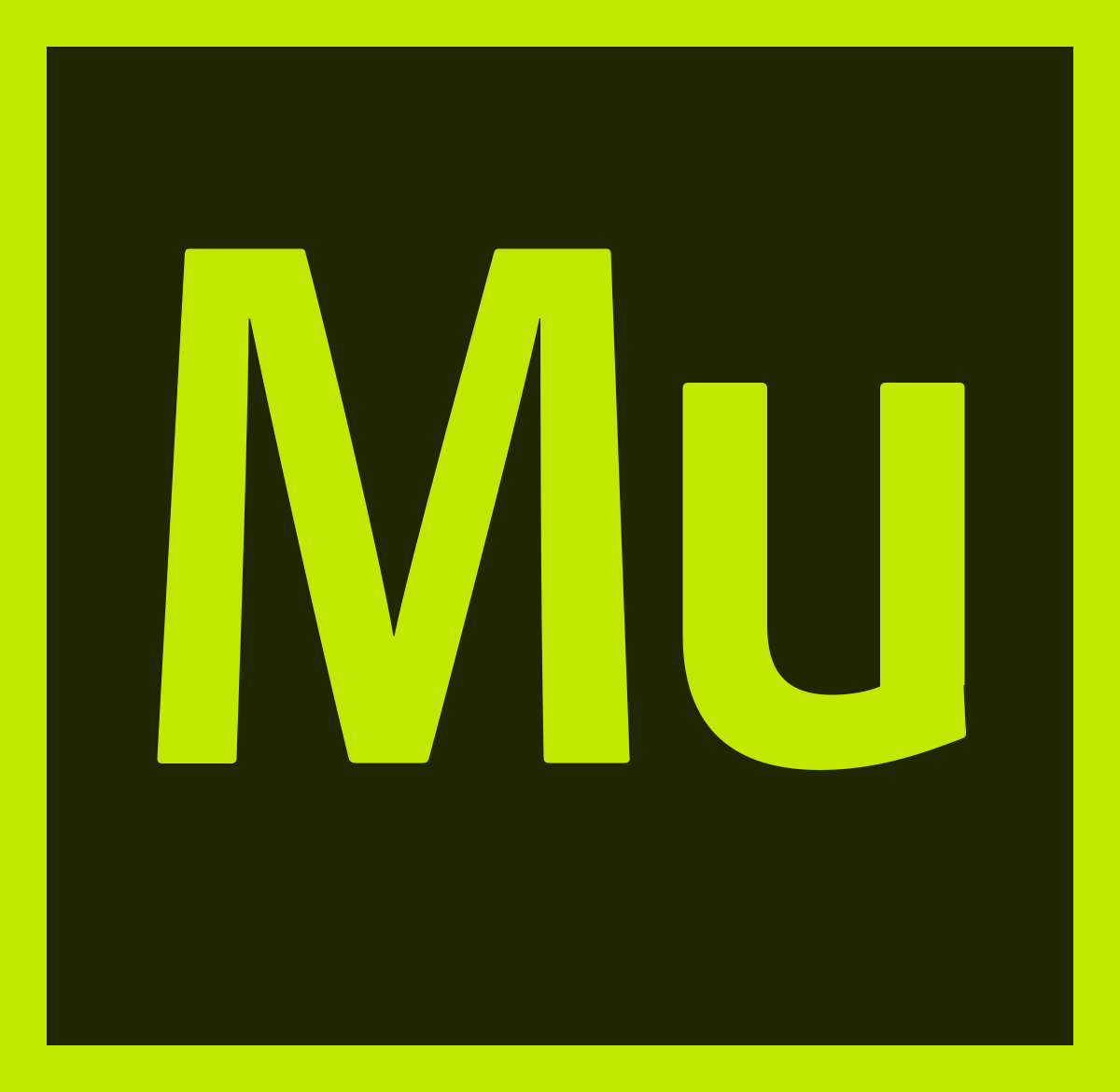 Adobe Muse CC for teams Licenta Electronica 1 an 1 user