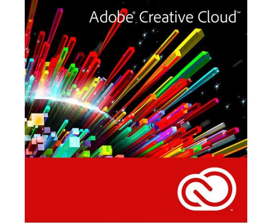 Adobe Creative Cloud for teams Licenta Electronica 1 an 1 user