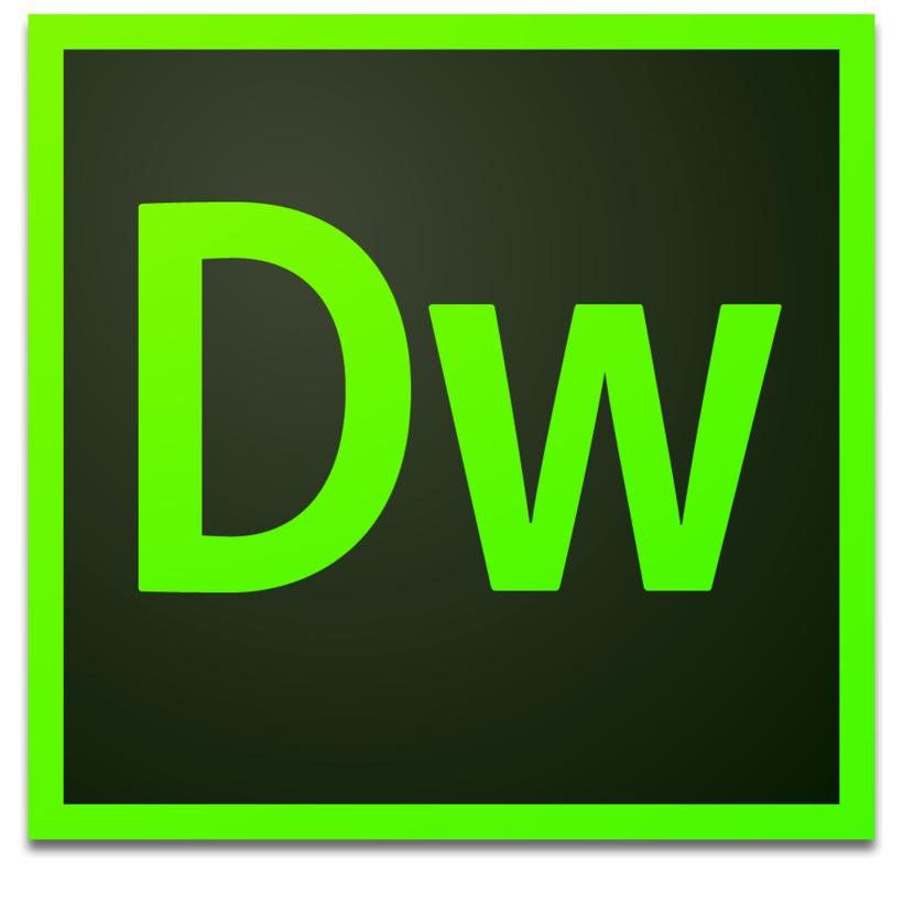 Adobe Dreamweaver CC for teams Licenta Electronica 1 an 1 user