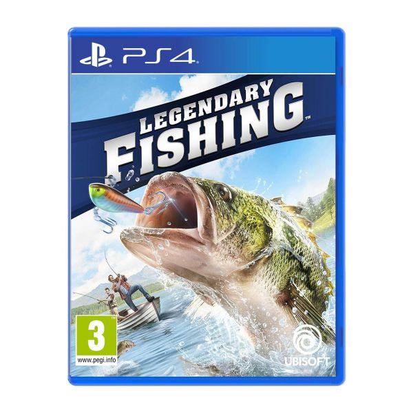 Legendary Fishing - PS4