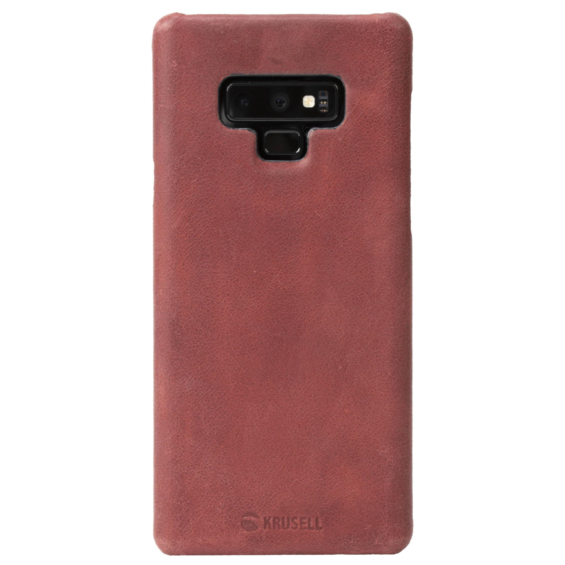 Capac protectie spate Krusell Sunne Cover pentru Samsung Galaxy Note 9 (N960) Vintage Red
