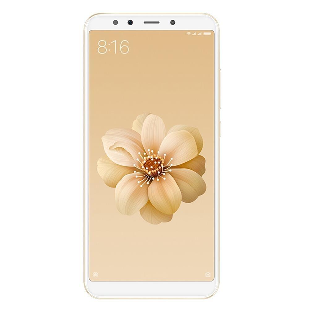 Telefon Mobil Xiaomi Mi A2 32GB Flash 4GB RAM Dual SIM 4G Gold
