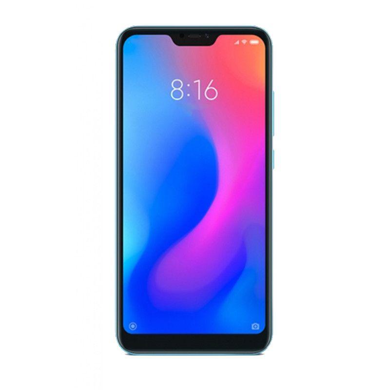 Telefon Mobil Xiaomi Mi A2 Lite 64GB Flash 4GB RAM Dual SIM 4G Blue