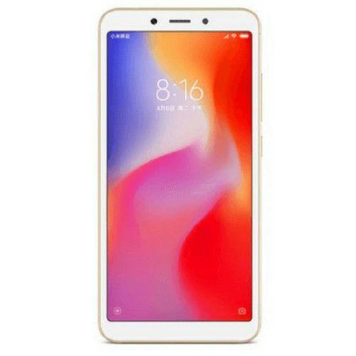 Telefon Mobil Xiaomi Redmi 6a 16GB Flash 2GB RAM Dual SIM 4G Gold