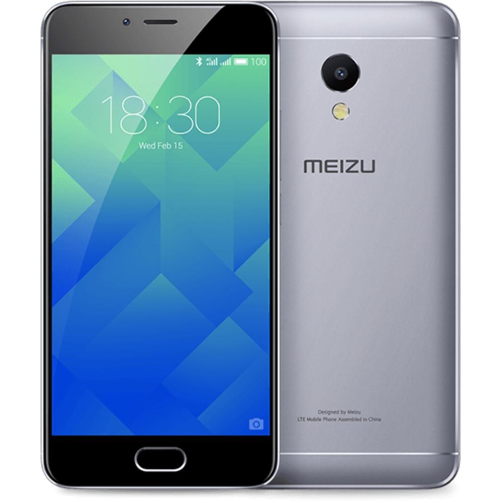 Telefon Mobil Meizu M5 Note 16GB Flash 3GB RAM Dual SIM 4G Gray