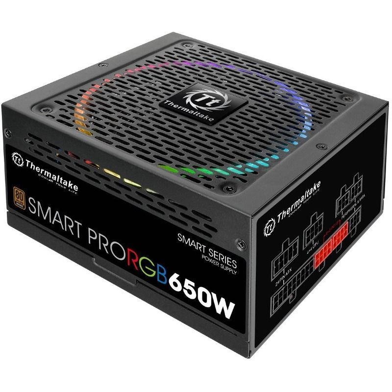 Sursa PC Thermaltake Smart Pro RGB 650W