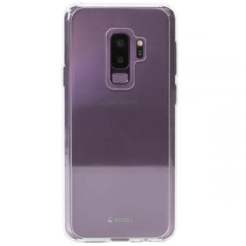 Capac protectie spate Krusell Kivik Cover pentru Samsung Galaxy S9 Plus (G965F) Transparent