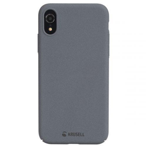 Capac protectie spate Krusell Sandby Cover pentru Apple iPhone XR 6.1″ Gri