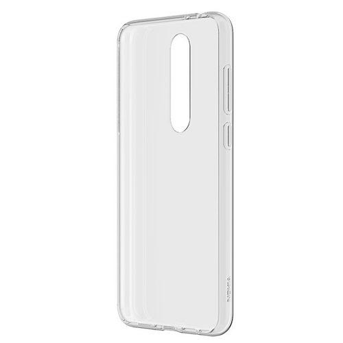 Capac protectie spate Nokia Clear Case CC-151 pentru Nokia 5.1 Plus Transparent