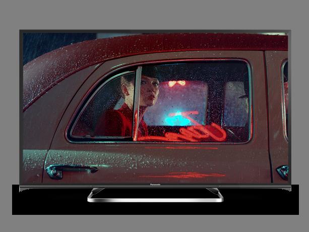 Televizor LED Panasonic Smart TV TX-49FS500E 123cm Full HD Negru