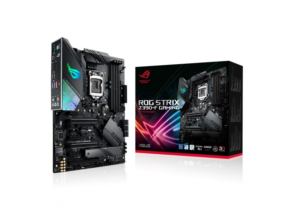 Placa de baza ASUS ROG STRIX Z390-F GAMING Socket 1151 v2