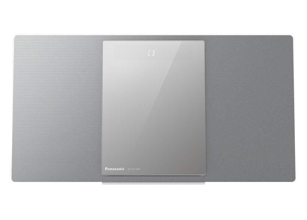 Microsistem Panasonic SC-HC1020EGS 40W Bluetooth NFC Argintiu