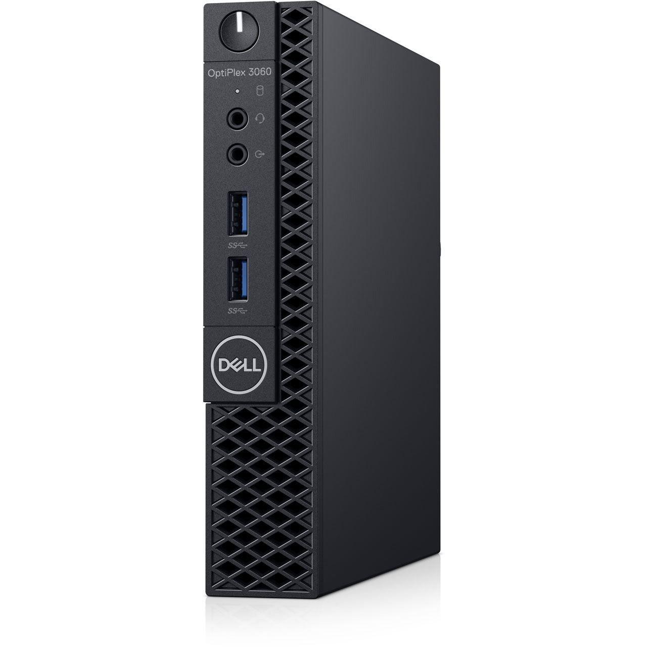 Sistem Brand Dell Optiplex 3060 Micro Intel Core i3-8100T RAM 4GB SSD 128GB Linux
