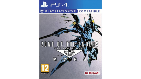 Zone Of The Enders The 2nd Runner: Mars (VR Compatible) - PS4