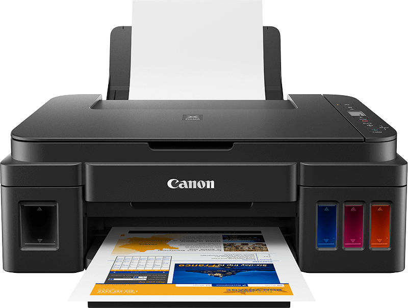 Multifunctional Inkjet Color Canon PIXMA G2411