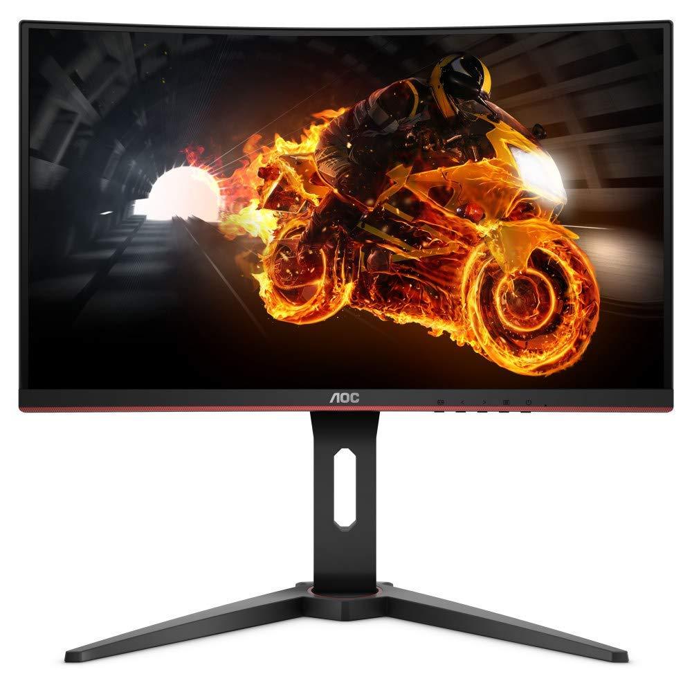 Monitor LED AOC C27G1 Curbat 27 Full HD 1 ms Negru