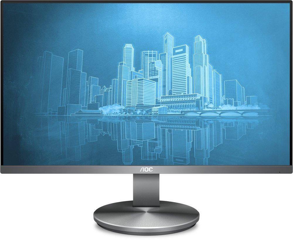 Monitor LED AOC I2490VXQ/BT 23.8 Full HD 4 ms Negru
