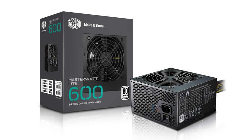 Sursa PC Cooler Master MasterWatt Lite 600 600W