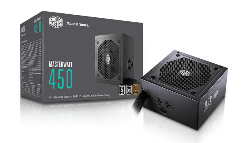Sursa PC Cooler Master MasterWatt 450 450W