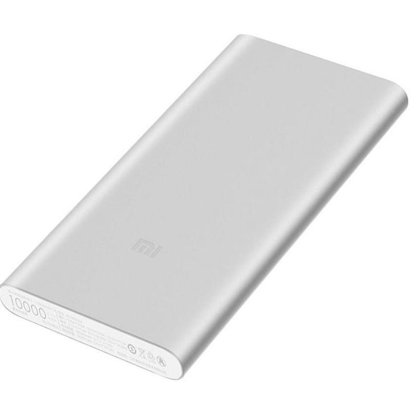 Baterie Externa Xiaomi Mi Power Bank 2s 10000mAh USB Silver
