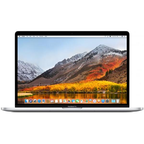 Notebook Apple MacBook Pro 2018 15.4 Retina Touch Bar Intel Core i7 2.2 GHz Radeon Pro 555X-4GB RAM 16GB SSD 256GB Tastatura RO Silver
