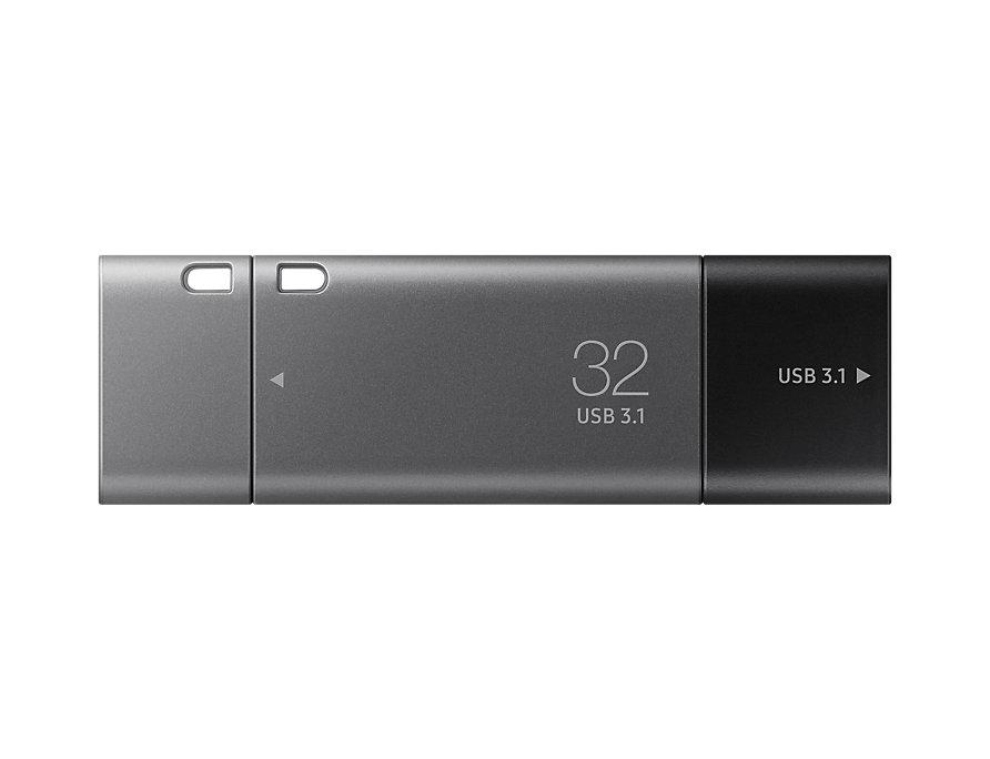 Flash Drive Samsung DUO Plus USB 3.1/Type-C 32GB