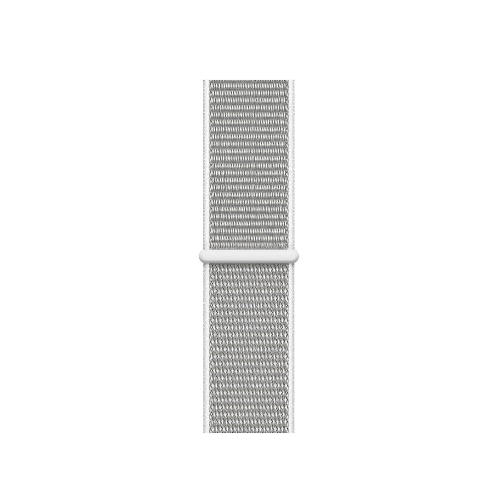 Curea Smartwatch Apple pentru Apple Watch Series 4 40mm Seashell Sport Loop