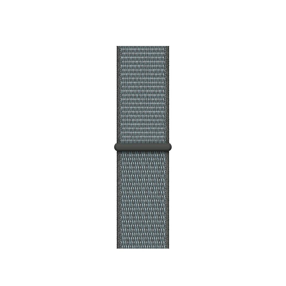 Curea Smartwatch Apple pentru Apple Watch Series 4 40mm Storm Grey Sport Loop