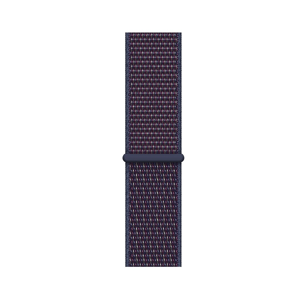 Curea Smartwatch Apple pentru Apple Watch Series 4 44mm Indigo Sport Loop