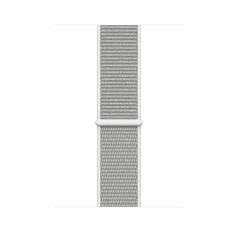 Curea Smartwatch Apple pentru Apple Watch Series 4 44mm Seashell Sport Loop