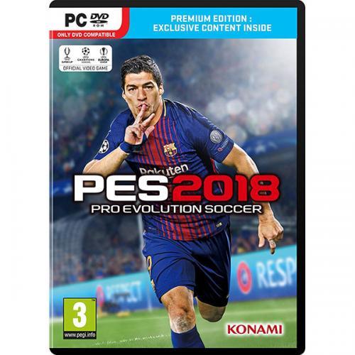 Pro Evolution Soccer 2018 - PC