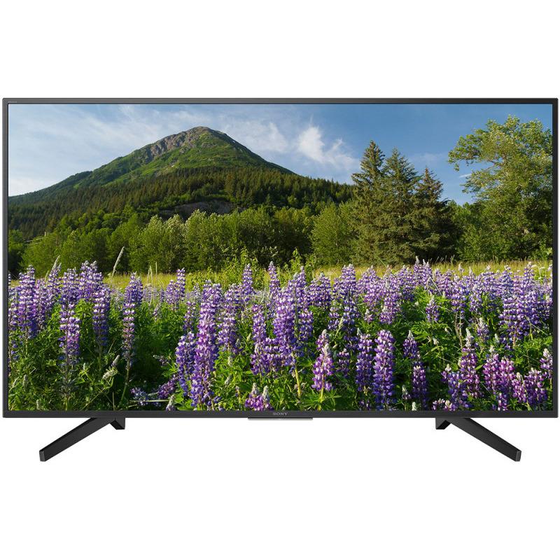 Televizor LED Sony Smart TV KD-49XF7005 123cm 4K Ultra HD HDR Negru