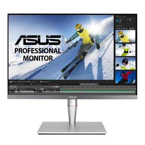 Monitor LED Asus PA24AC 24.1 WUXGA 5ms Gri