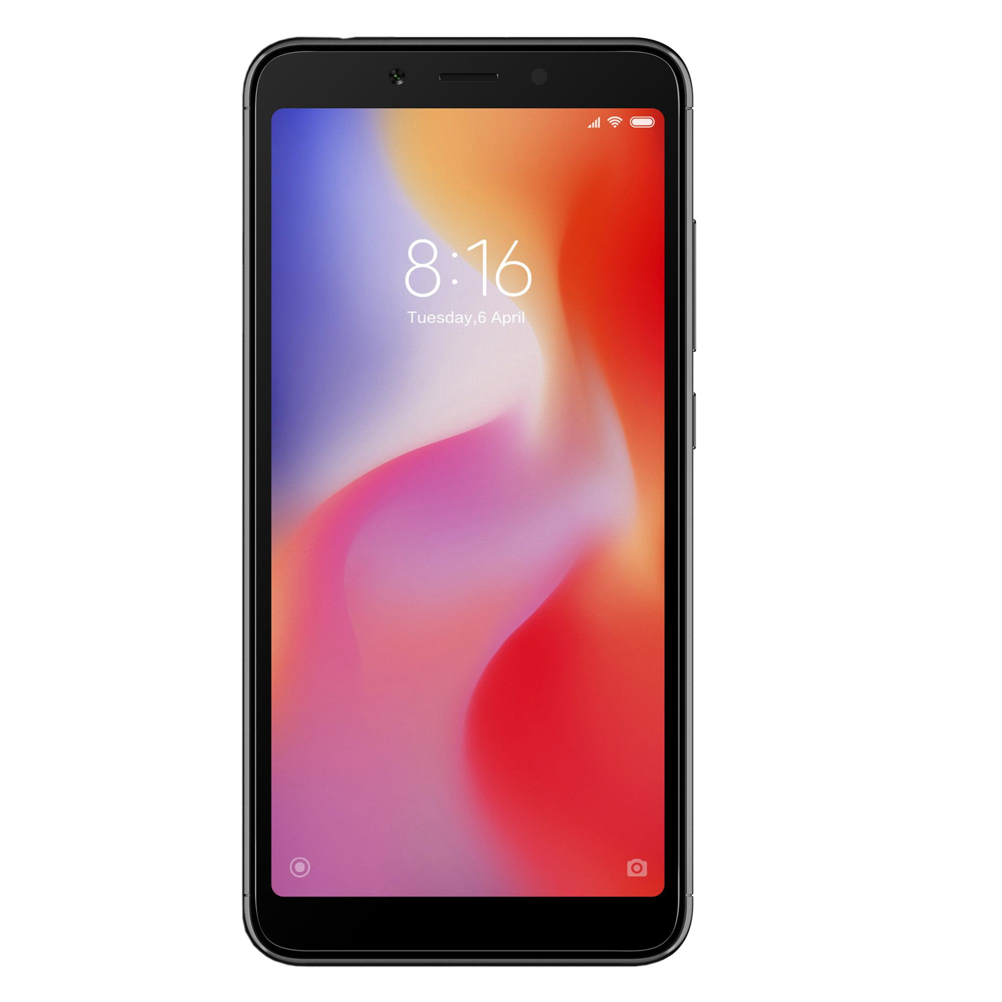 Telefon Mobil Xiaomi Redmi 6a 16GB Flash 2GB RAM Dual SIM 4G Black
