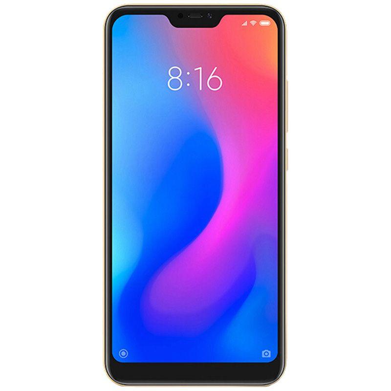 Telefon Mobil Xiaomi Mi A2 Lite 32GB Flash 3GB RAM Dual SIM 4G Gold