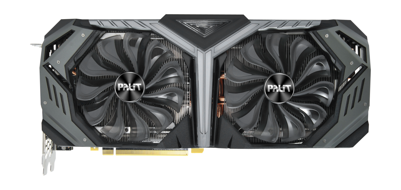 Placa Video Palit GeForce RTX 2080 GAMEROCK 8GB GDDR6 256 biti