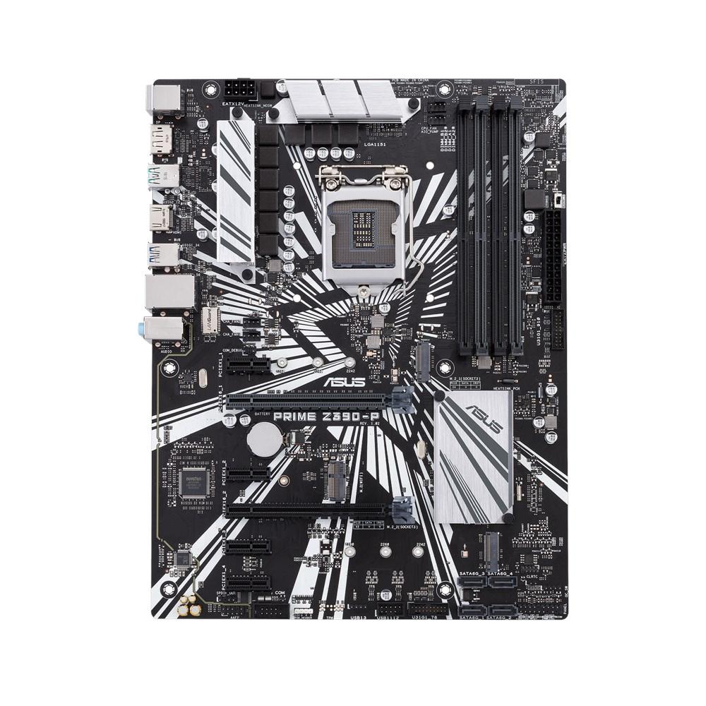 Placa de baza ASUS PRIME Z390-P Socket 1151 v2