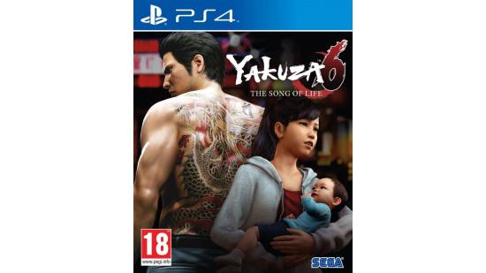 Yakuza 6 Tht Song Of Life - PS4