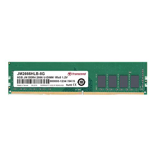 Memorie Desktop Transcend JM2666HLB-8G 8GB DDR4 2666MHz