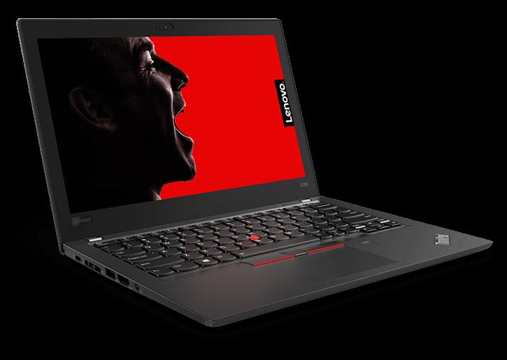 Ultrabook Lenovo ThinkPad X280 12.5 Full HD Intel Core i7-8550U RAM 8GB SSD 256GB Windows 10 Pro Negru