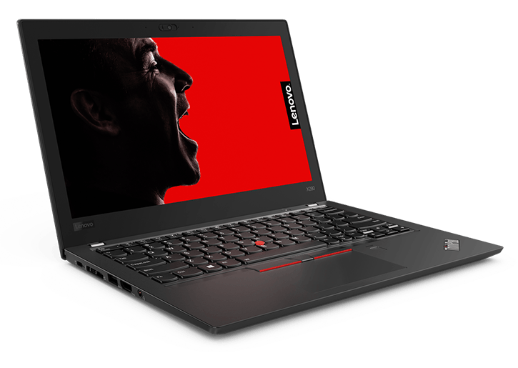 Ultrabook Lenovo ThinkPad X280 12.5 Full HD Intel Core i5-8250U RAM 8GB SSD 256GB Windows 10 Pro Negru