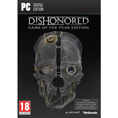 Dishonored Goty - PC