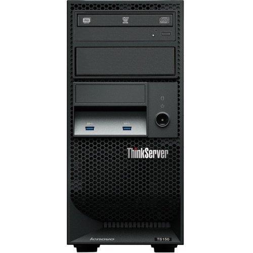 Server Lenovo ThinkServer TS150 Intel Xeon E3-1225 v6 8GB RAM 2x1TB HDD 4xLFF 250W