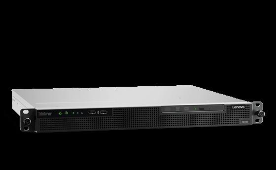 Server Lenovo ThinkServer RS160 Intel Xeon E3-1220 v6 8GB RAM No HDD 2xLFF 250W