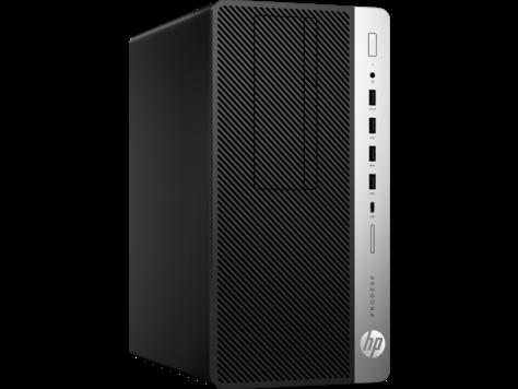 Sistem Brand HP ProDesk 600 G4 MT Intel Core i5-8500 RAM 8GB SSD 256GB Windows 10 Pro